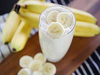Наполнитель со вкусом банана и сливок, термостабильный, ведёрко 1 кг