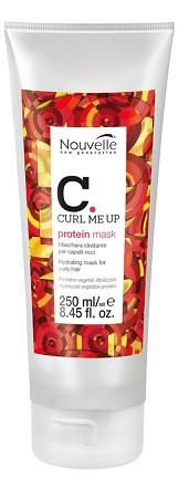 Nouvelle Protein Mask Маска протеїнова живить для пошкодженого волосся 250 мл