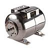 Гідроакумулятор 24 л горизонтальний Euroaqua нержавійка