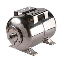 Гидроаккумулятор 24 л горизонтальный Euroaqua нержавейка