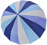 Механічний парасольку Антиветер 16 спиць Три Слона арт. L3160-3, фото 1