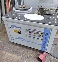 Brandt KTD720 бу кромкооблицовочный станок для прямых и криволинейных деталей, 2008г., фото 1