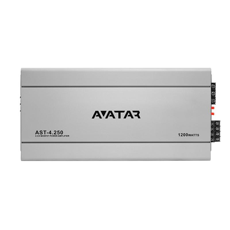 Четырехканальный усилитель Avatar AST-4.250