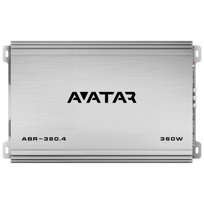 Четырехканальный широкополосный усилитель Avatar ABR-360.4