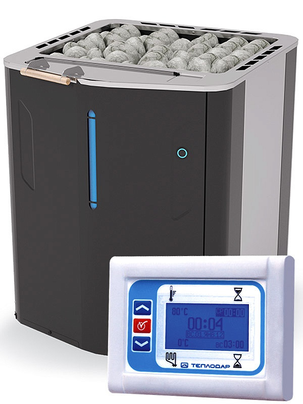 Электрокаменка для сауны и бани SteamGross 2 13 кВт