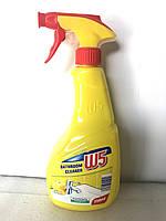 Спрей для чистки ванной комнаты W5 Лимон, 750 мл