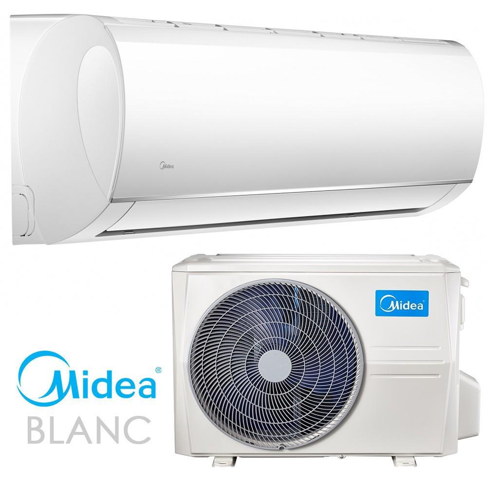 Інверторний кондиціонер Midea Blanc DС MA-24N1D0-I / MA-24N1D0-O (2018)