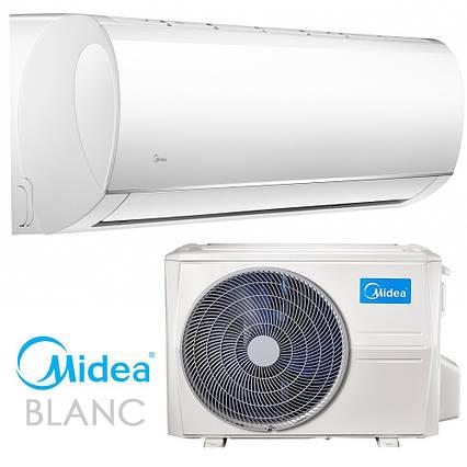 Інверторний кондиціонер Midea Blanc DС MA-24N1D0-I / MA-24N1D0-O (2018), фото 2
