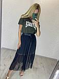 """Платье двойка """"BEVENCE"""", фото 4"""