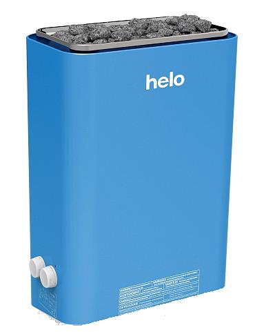 Каменки для сауни і лазні Helo VIENNA 60 STS блакитна 6 кВт