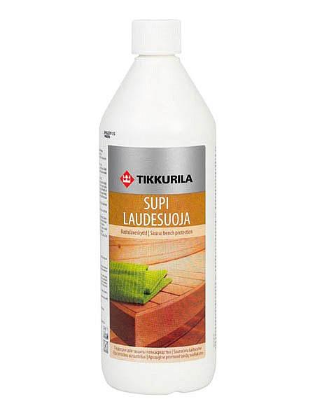Просочення для полків SUPI LAUDESUOJA 1 л для лазні та сауни