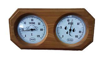 Термогігрометр Термоосина для лазні та сауни
