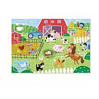 Пазл DoDo Toys Ферма 300161, КОД: 1318130
