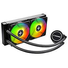 Система водяного охолодження Xilence LQ240 RGB (XC976), AMD:TR4/AM4/FM2+/FM2/FM1/AM3+/AM3/AM2+/AM2, Intel:LGA2066/2011/1150/1151/1155/1156/1366,