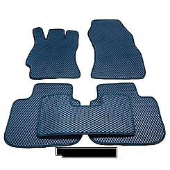 EVA коврики Fiat Doblo II Maxi 2010- в салон