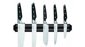 Магнітний тримач для ножів 38см магнітна рейка