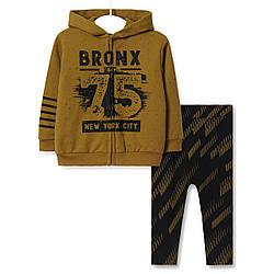 Костюм для мальчика 3 в 1 Бронкс 75 Baby Rose (74) 12 мес, 80, 80