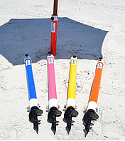 Бур-підставка для пляжного парасольки опора