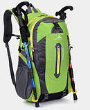 Рюкзак городской xs40c1 красный, 35 л, фото 2