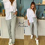 """Жіночі брюки """"Липень"""" від Стильномодно, фото 3"""