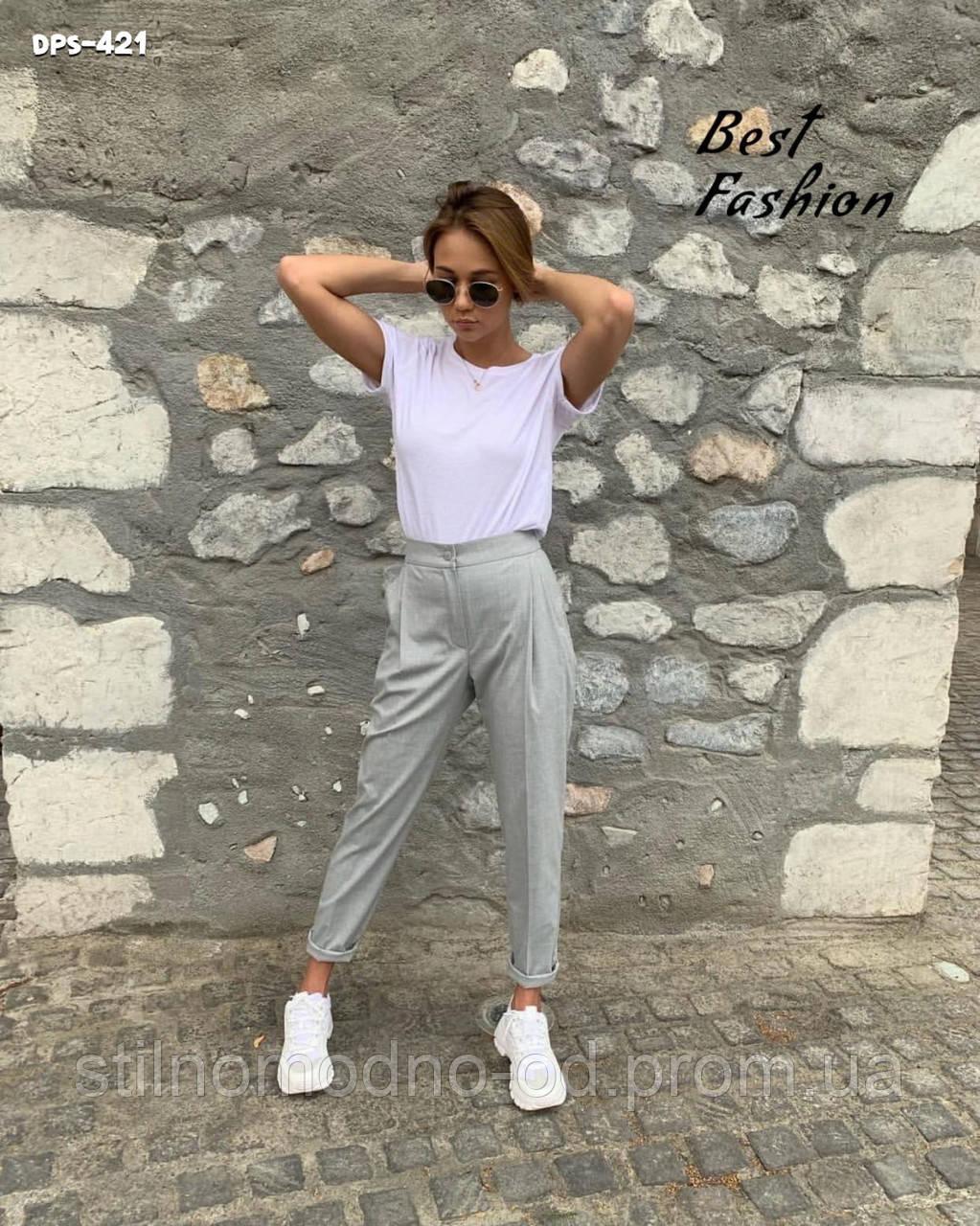 """Жіночі брюки """"Липень"""" від Стильномодно"""
