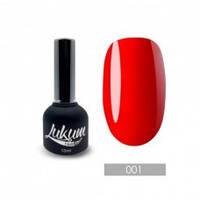 Гель-лак Lukum Nails 10мл № 001