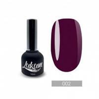 Гель-лак Lukum Nails 10мл № 002