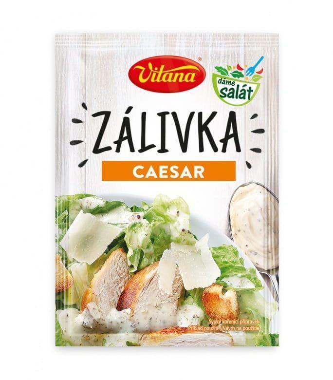 Дресінг Vitana до салату Цезар 11г