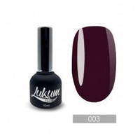 Гель-лак Lukum Nails 10мл № 003