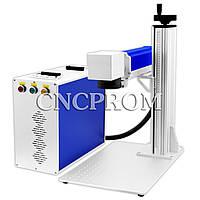 Волоконный лазерный маркер FM-30M-A30-D настольный 300x300 30 Вт