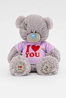 Мягкая игрушка плюшевый мишка Тедди высотой 55 см