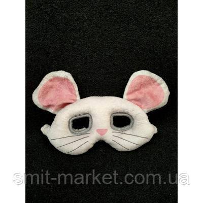 Полумаска детская Мышка