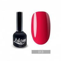 Гель-лак Lukum Nails 10мл № 013