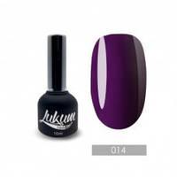 Гель-лак Lukum Nails 10мл № 014