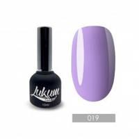 Гель-лак Lukum Nails 10мл № 019
