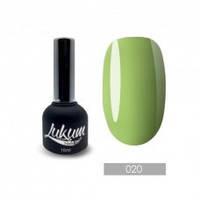 Гель-лак Lukum Nails 10мл № 020