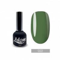 Гель-лак Lukum Nails 10мл № 022