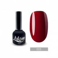 Гель-лак Lukum Nails 10мл № 023