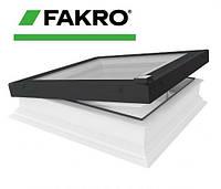 Окно FAKRO для плоских кровель DEG Р2 90х90