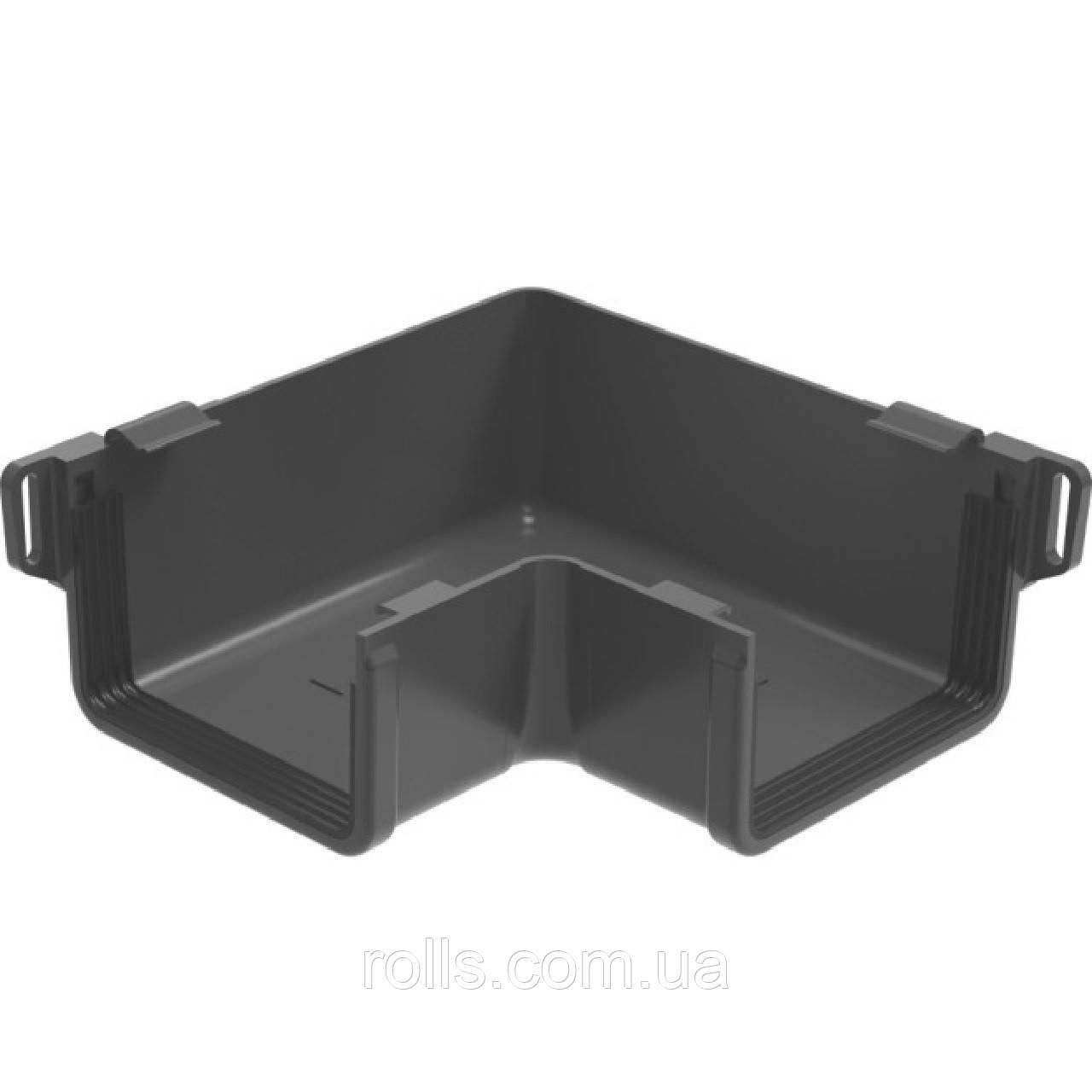 Угол внутренний 90° Galeko PVC² 135/70×80 кут внутрішній 90° ринви водостічної RQ135-_-LW090-G