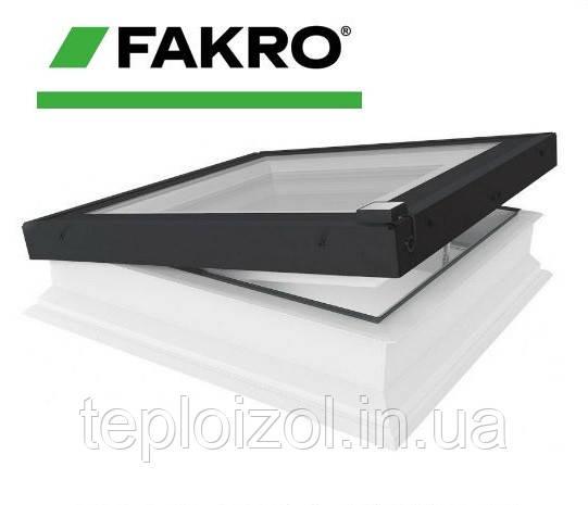 Окно FAKRO для плоских кровель DEG Р2 140х140