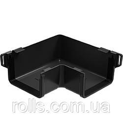 Угол внутренний 90° Galeko PVC² 135/70×80 кут внутрішній 90° ринви водостічної RQ135-_-LW090-G Черный