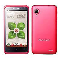 Смартфон ORIGINAL Lenovo S720 (Pink) Гарантия 1 Год!