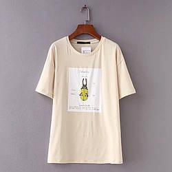 Футболка женская Coleoptera Berni Fashion (S)