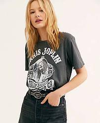 Футболка женская Janis Joplin Berni Fashion (S)