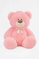 Мишка тема 200 см розовый