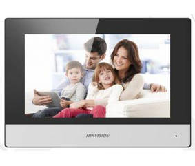 "DS-KH6320-WTE1 7"" IP відеодомофон"