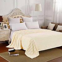 Плед покрывало на двухспальную кровать 220х240