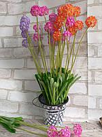 Лук цветной, 5 соцветий, в-40 см (35/30) (цена за 1 шт. + 5 гр.), фото 1