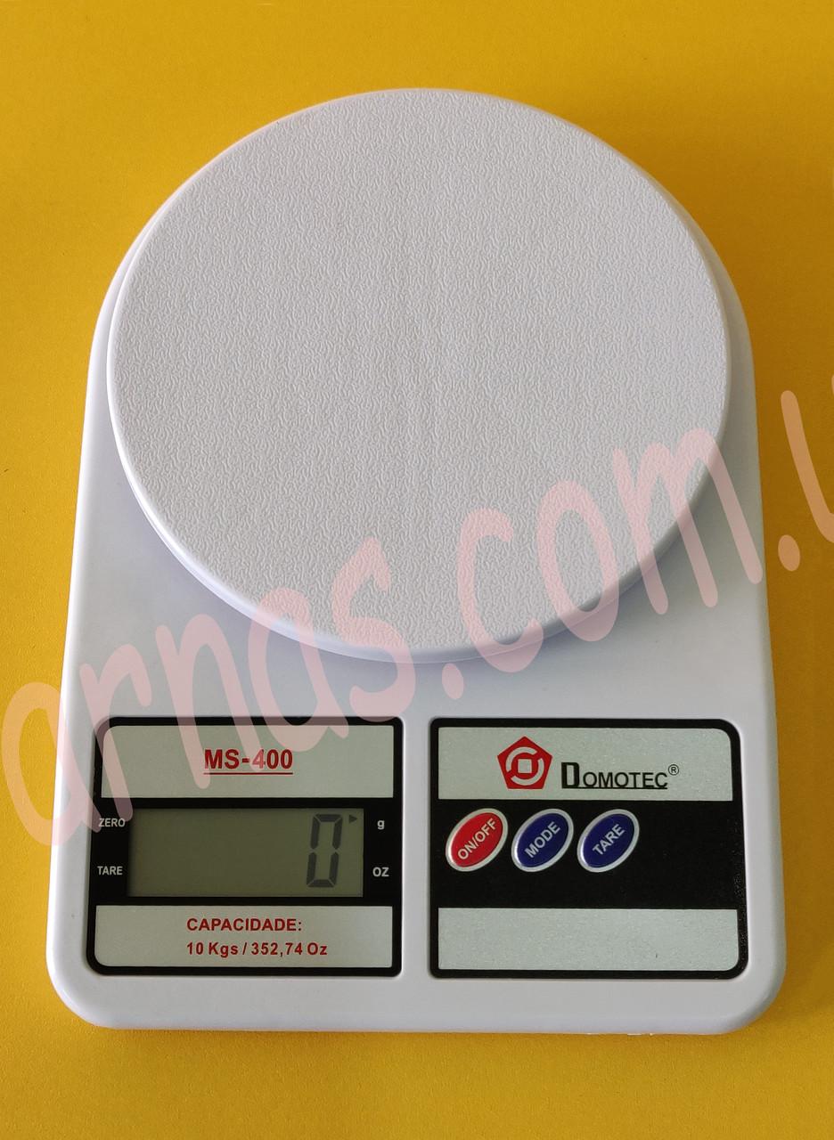 Кухонные весы Domotec MS-400